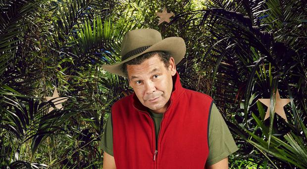 Craig Charles was reportedly told of his brother's sudden death.