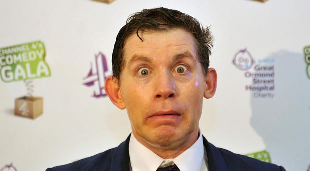 Lee Evans is retiring from comedy