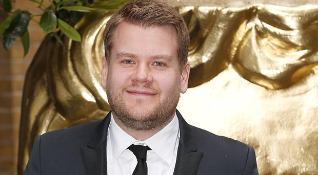 James Corden has said hosting The Late Late Show could be a 'disaster'