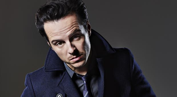 Andrew Scott plays an MI5 agent in new Audible thriller 6 Degrees Of Assassination
