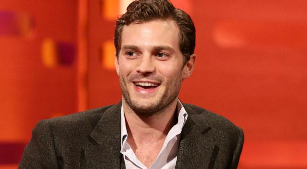 Jamie Dornan says being in The Fall has changed his life