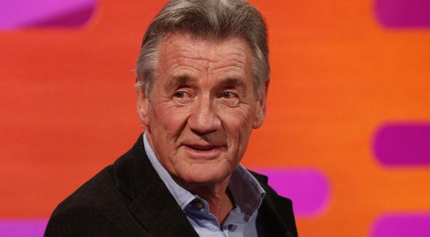 Michael Palin says he's reluctant to make another travel series any time soon