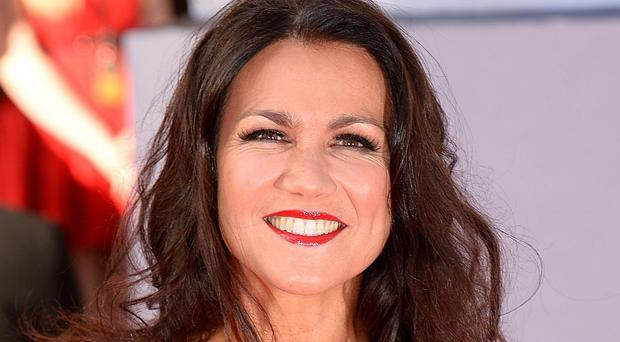 Susanna Reid sleeps under the same roof as her ex-partner of 16 years Dominic Cotton despite news of their separation emerging in March