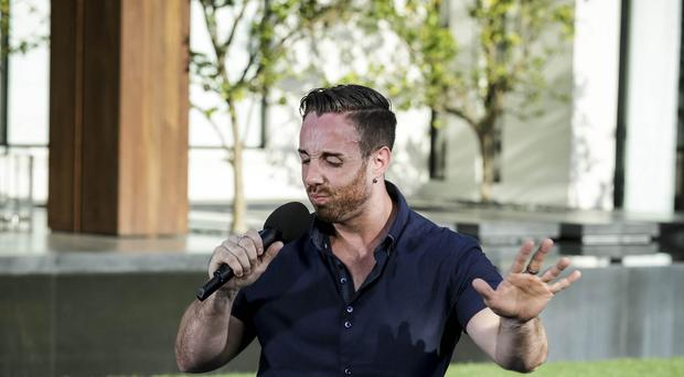 Stevi Ritchie has been voted off X Factor (SYCO/Thames TV)