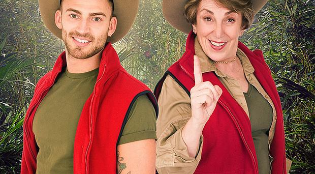 Recent recruits Jake and Edwina were sent into the show as the undercover