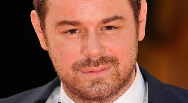 Danny Dyer has made Kirk Norcross the godfather of his son