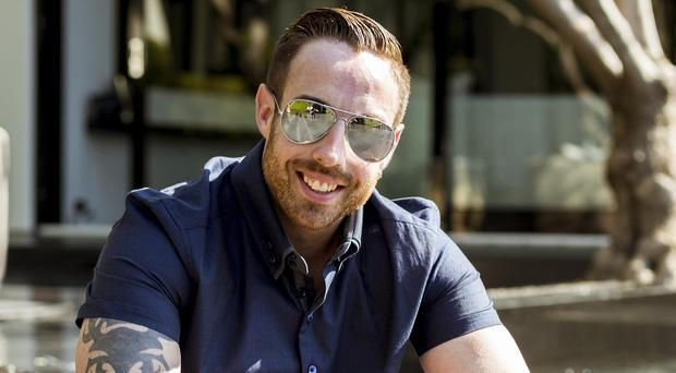 Stevi Ritchie says Simon Cowell laughed off his offer to work for him