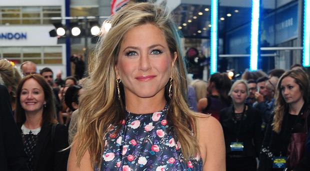 Jennifer Aniston says her fiance loves playing tricks on her