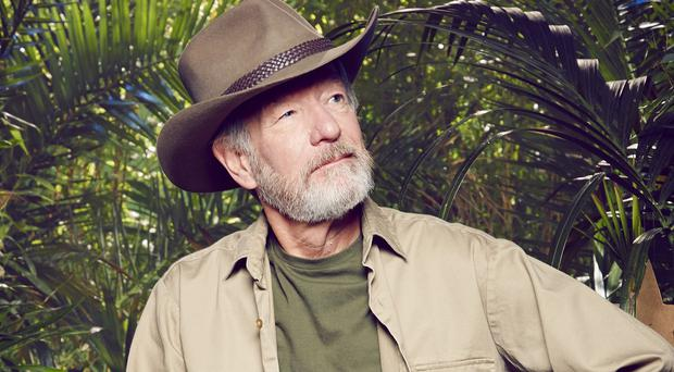 Michael Buerk will not quit I'm A Celebrity...Get Me Out Of Here!, his wife has said