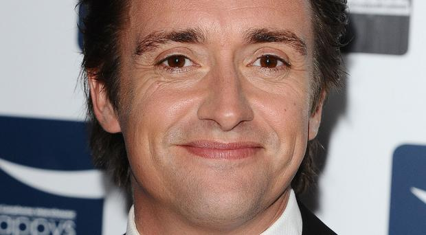 Richard Hammond likes a good period drama
