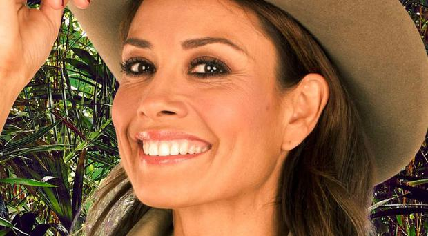 Melanie Sykes is one of four celebrities facing the public vote