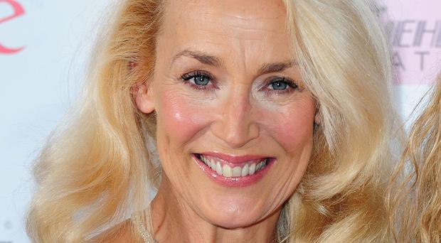 Jerry Hall said it is 'idiotic' to undergo the risk of complications which arise from cosmetic procedures