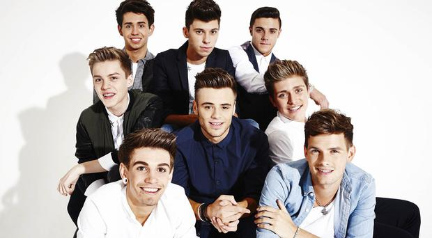 Stereo Kicks are sticking together (SYCO/THAMES TV)
