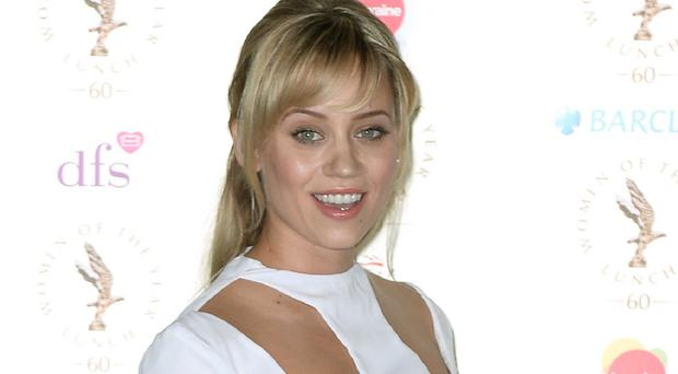 Kimberly Wyatt has given birth to a girl