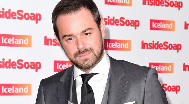 Danny Dyer says he is to blame for his hard man image