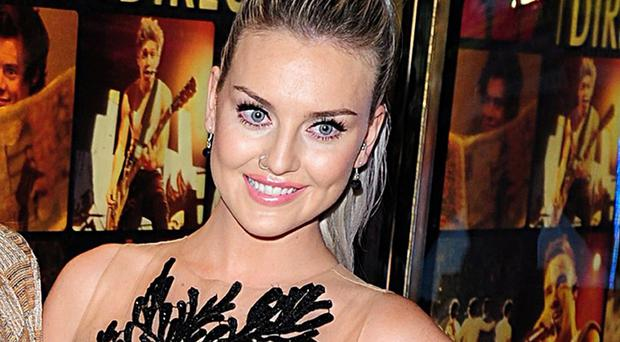 Perrie Edwards says she doesn't mind waiting for her wedding to Zayn Malik