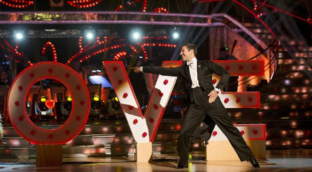 Will Mark Wright make it through another week of Strictly Come Dancing? (BBC/PA)