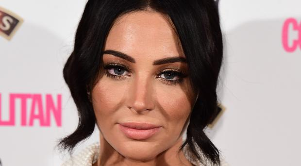 Tulisa Contostavlos has spoken about the stress of facing trial