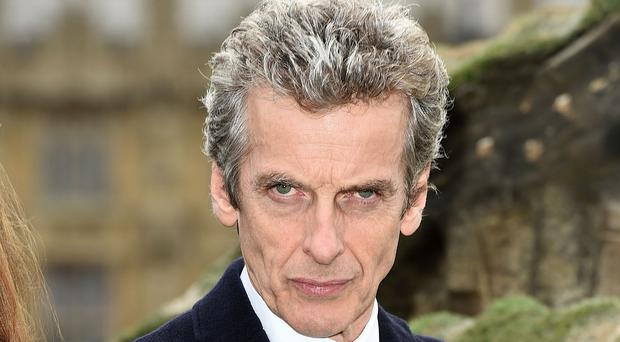 Peter Capaldi who has said that his starring role in Doctor Who has made him much more sympathetic to Malcolm Tucker