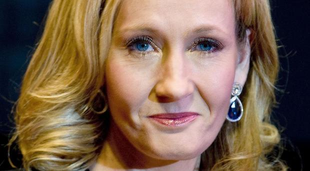 The BBC is planning a TV series based on JK Rowling's crime novels