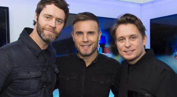 Take That will perform on both the X Factor and Strictly finals