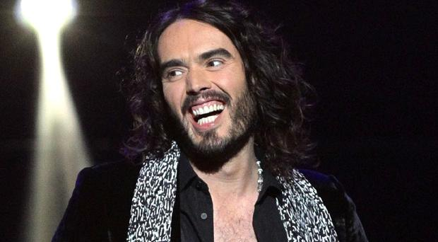 Russell Brand and Nigel Farage have been trading insults