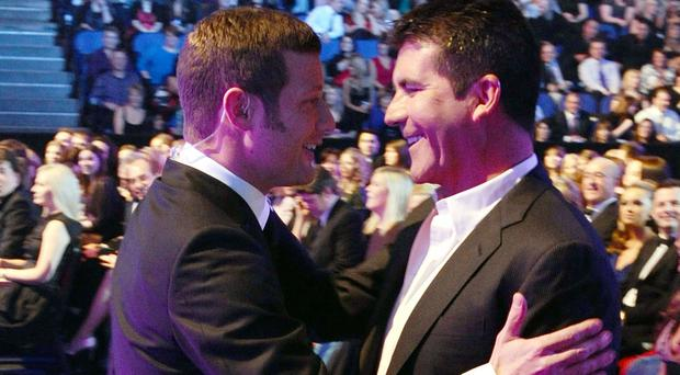 Dermot O'Leary says he's had some strange Christmas gifts from Simon Cowell