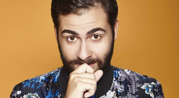 Andrea Faustini is out of the X Factor (Syco/Thames TV/PA)