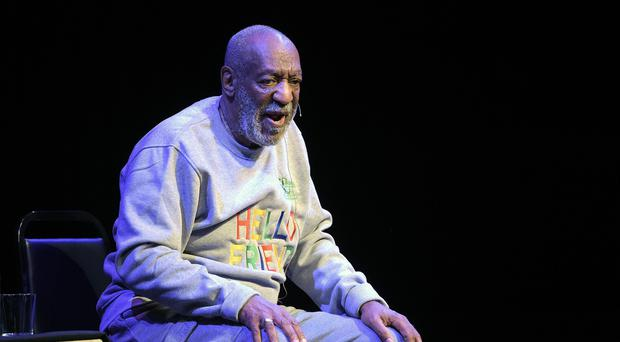 Bill Cosby gave a very brief interview with The New York Post's Page Six