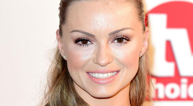 Ola Jordan has had to pull out of The Jump