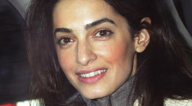 Amal Clooney was voted Most Fascinating Person of 2014