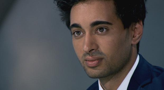 Apprentice reject Solomon Akhtar said Lord Sugar is boring and he got fired for being too much fun