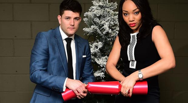 Mark Wright and Bianca Miller are the final two candidates in this year's The Apprentice.
