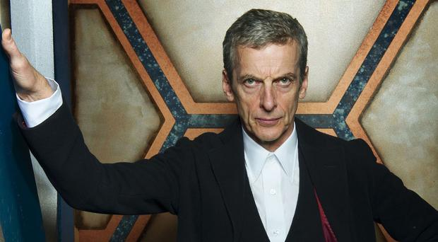 Peter Capaldi says not everyone likes him as the Doctor