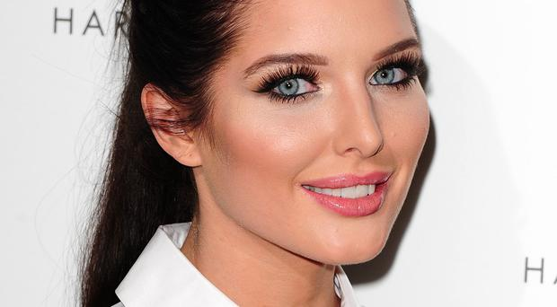Helen Flanagan is expecting a baby next year