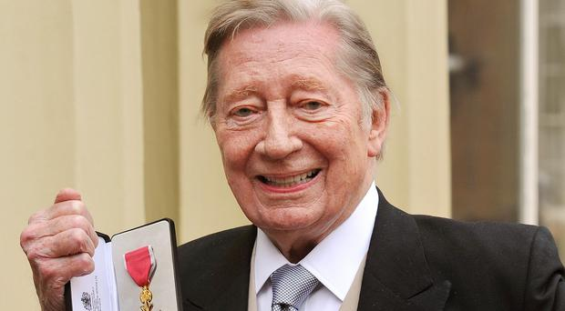 Jeremy Lloyd has died at the age of 84