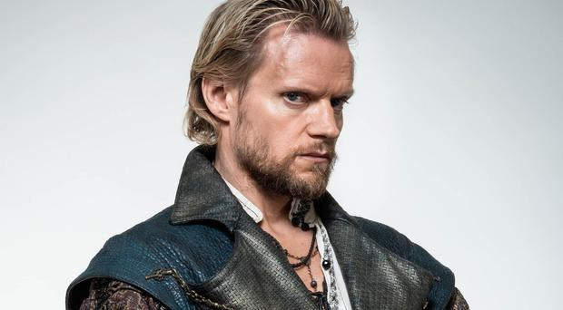 Marc Warren will play baddie Comte De Rochefort in The Musketeers (BBC)
