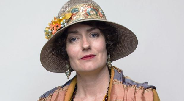 Anna Chancellor stars in Mapp And Lucia