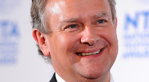 Hugh Bonneville said Downton Abbey is a 'once in a career' show