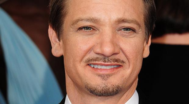 Jeremy Renner only wed 10 months ago