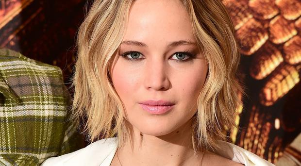 Jennifer Lawrence was seen enjoying a sushi meal with Chris Martin