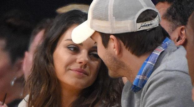Mila Kunis and Ashton Kutcher are at the centre of marriage rumours