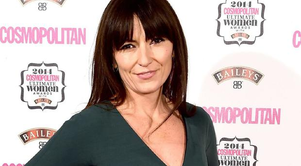 Davina McCall has released six fitness DVDs