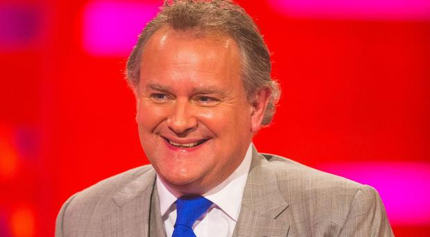 Hugh Bonneville has urged viewers of Downton Abbey to help