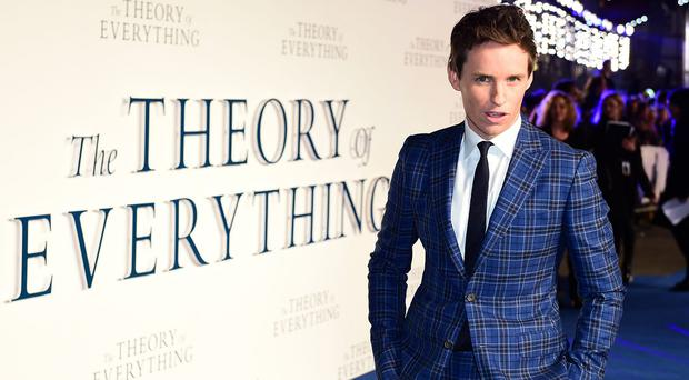 Eddie Redmayne has been named GQ magazine's best-dressed man