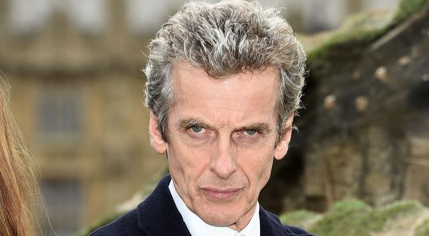 Doctor Who star Peter Capaldi has not been nominated for a National Television Award