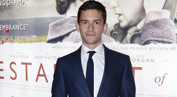 Jonathan Bailey plays journalist Olly Stevens in Broadchurch