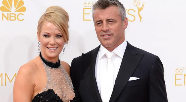 Matt LeBlanc and Andrea Anders have split