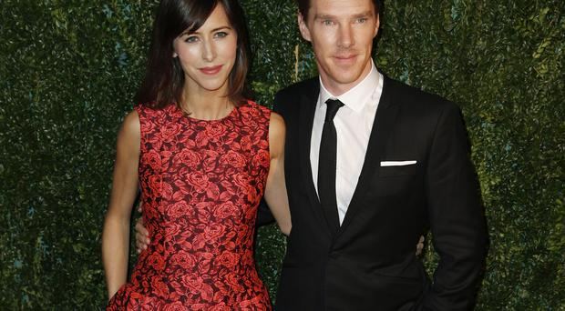 Sophie Hunter and Benedict Cumberbatch are expecting their first child, reports claim