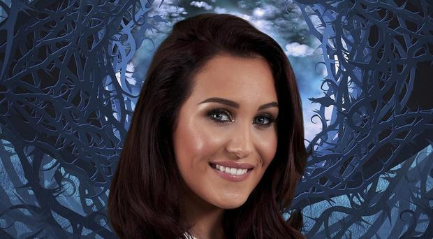 Celebrity Big Brother contestant Chloe Goodman faces the first eviction vote